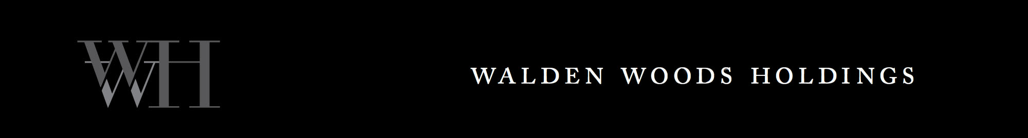 Walden Woods Holdings